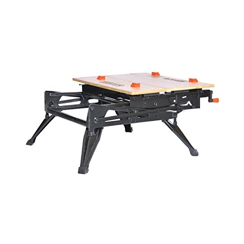 028873494252 - Black & Decker WM425 Workmate 425 550-Pound Capacity Portable Work Bench carousel main 4