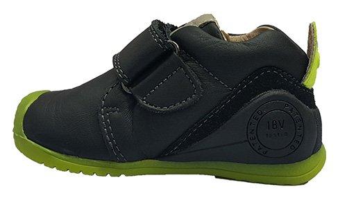 BIOMECANICS- Zapatos Primeros Pasos azul marino y verde - 131147