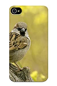 Awesome Case Cover/iphone 4/4s Defender Case Cover(houseparrow) Gift For Christmas