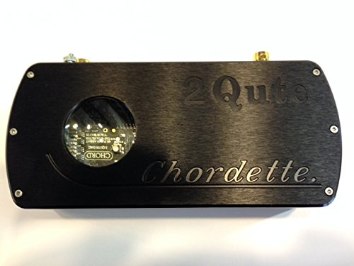 Chord Electronics 2Qute DAC Black By CHORD ELECTRONICS: Amazon.it ...