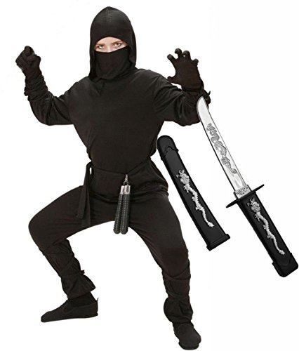 ninja fancy dress outfits - 4