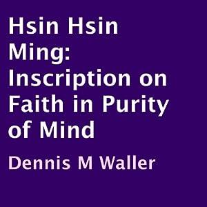 Hsin Hsin Ming Audiobook