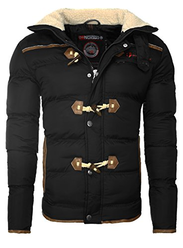 Noir Geographical Norway Geographical Homme Norway Blouson gFwXqx4z