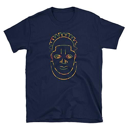 Art, African Mask, Edo Benin Nigeria, T-Shirt, Adult Clothing, Shirt Designs, Gift Ideas