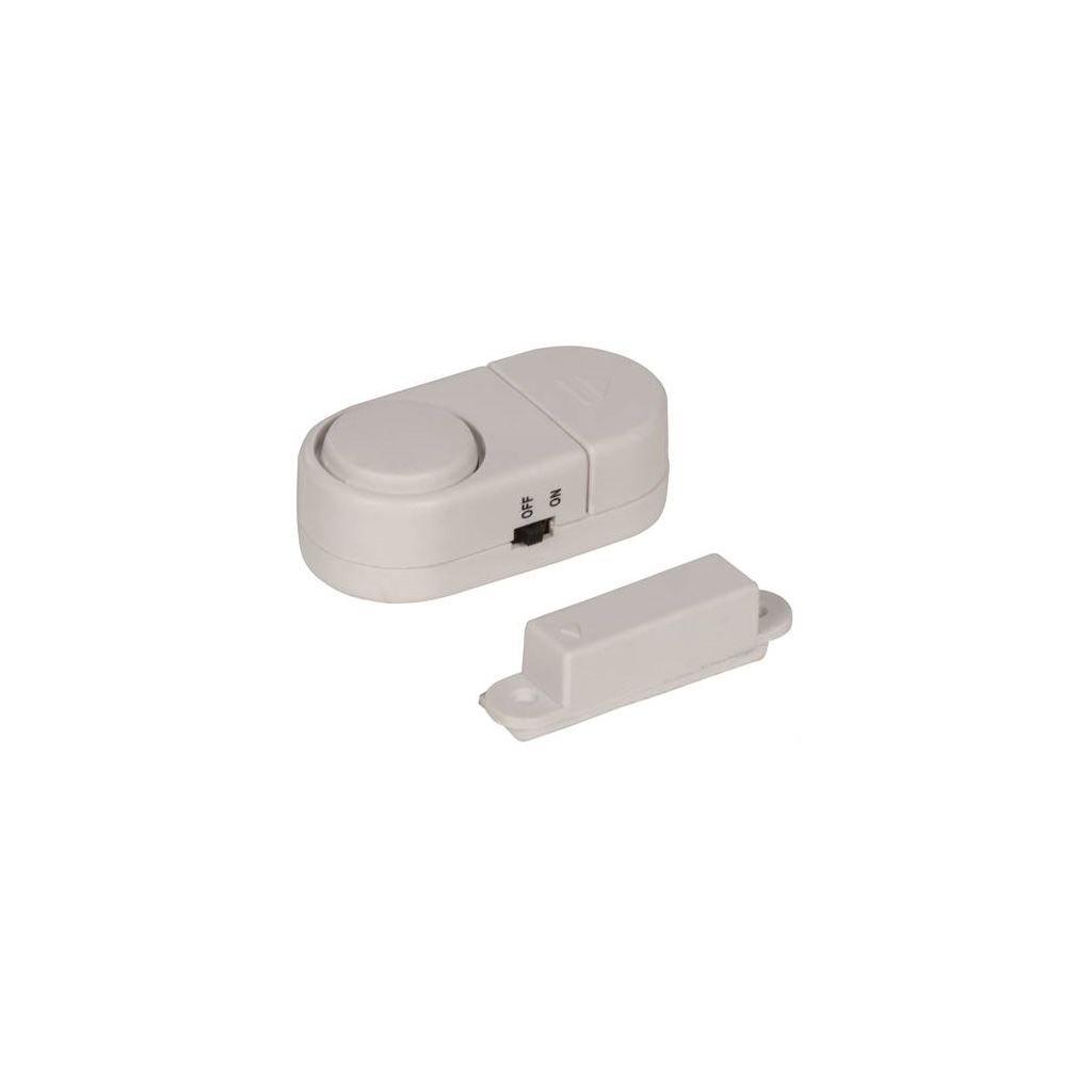 Task 317781 Alarma magn/ética para puertas y ventanas 3 x 1,5 V