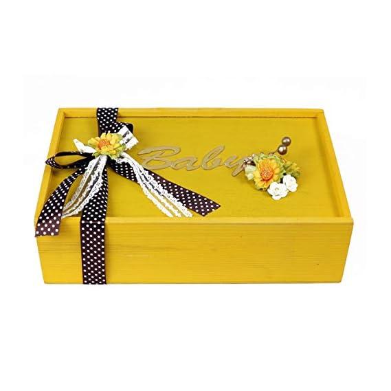 Little Surprise Box - Yellow Sunshine Newborn Hamper Gift Set