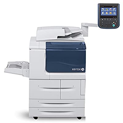 Refurbished Xerox D95 Monochrome Multifunction Copier/Printer - up to 100 ppm, Copy, Print, Color Scan, 2400 x 2400 dpi, Built-in Network, 2M Duty Cycle