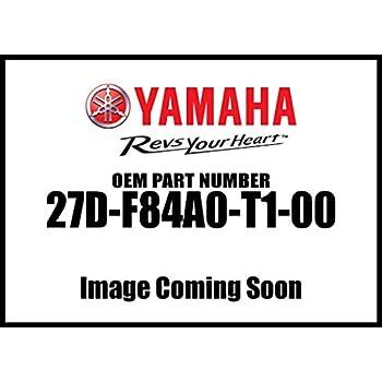 Yamaha 27D-F84A0-T1-00 Silver Tall Quick-Release Passenger Backrest