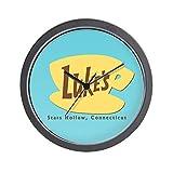 CafePress Luke's Diner Unique Decorative 10″ Wall Clock Review