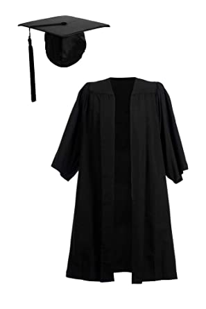 dcaec73bb1a Ashington Gowns Graduation Gown and Cap