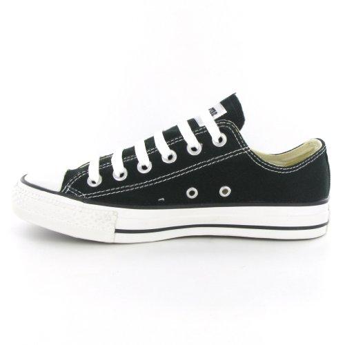 Converse - Zapatillas de lona para mujer negro negro 6 UK