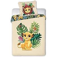 Disney Lion King 013 Koning der Leeuwen kinderbeddengoed babybeddengoed 100 x 135 cm + 40 x 60 cm
