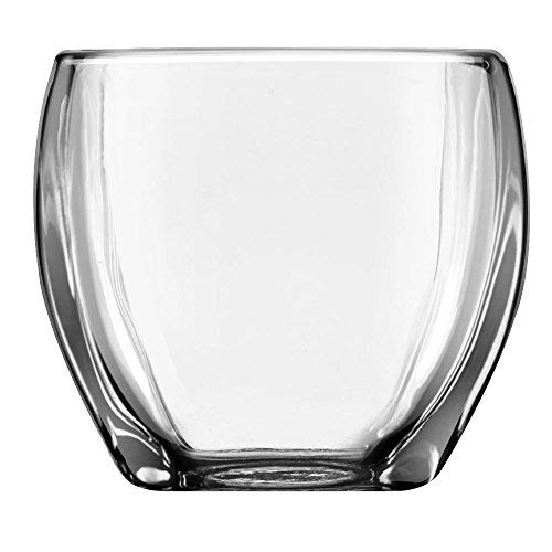 - Libbey Tapered Square Votive Holder, 3.29-Inch Tall, Clear, Set of 12