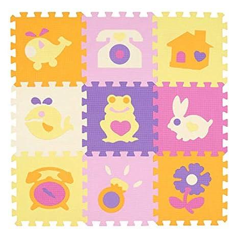 Juego de alfombra de juegos para bebé, manta de gateo, juego ...