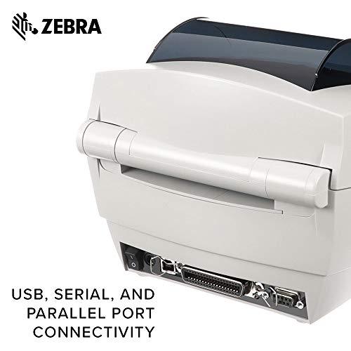 ZEBRA- GC420d Direct Thermal Desktop Printer for Labels