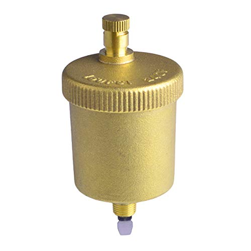 Boiler Vent Air - Hydro Master 0571800 1/8 Inch Automatic Air Vent Valve