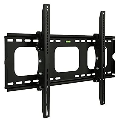 "MOUNT-IT! NEW Universal Heavy Duty Premium Tilt Tilting Wall Mount Bracket For Samsung, Sony, Vizio, Panasonic, LG TVs sizes 32"" to 60"""