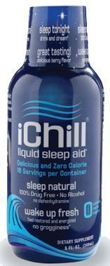 iChill Liquid Sleep Aid Berry 8 FL. OZ. 2 Pack