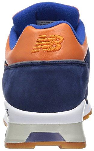 Blau Blue Uomo Tomaia M1500NO Balance New Blu para wBvZ1q