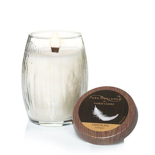 Yankee Candle Whisper Medium Pure Radiance Candle