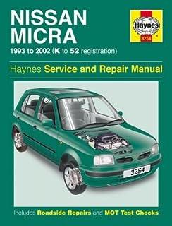 nissan micra service and repair manual haynes service and repair rh amazon co uk nissan micra service manual nissan micra service manual k13