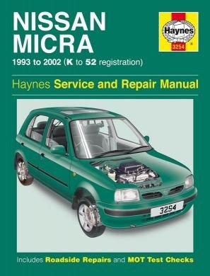 haynes workshop manual nissan micra 93 02 k to 52 reg amazon co uk rh amazon co uk 2000 Nissan Micra Black Nissan Micra 2005
