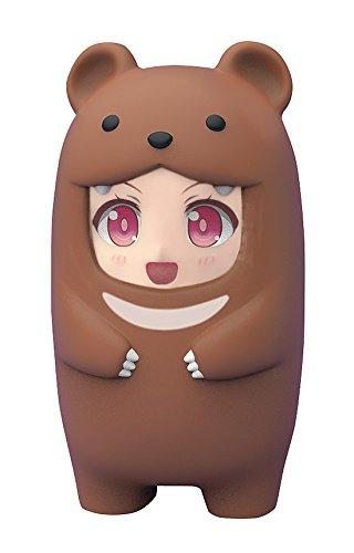 Nendoroid (PVC figure) also come stuffed-animal suit face parts case (Pvc Animal)
