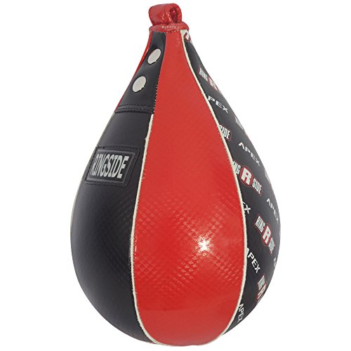Ringside Apex Boxing MMA Muay Thai Fitness Workout Training Punch Speed Bag