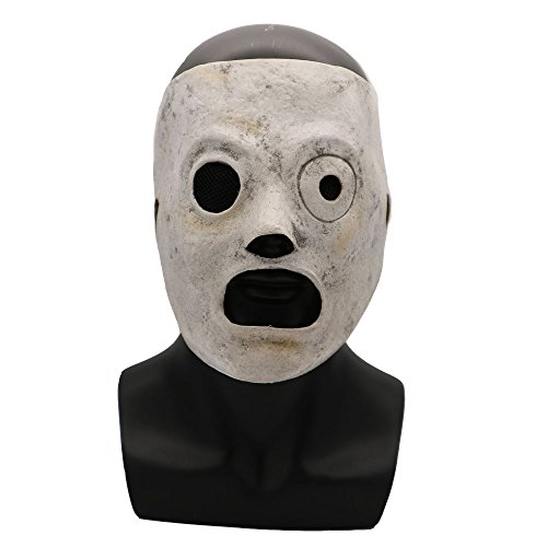 Lucky Lian Slipknot Mask Cosplay Corey Taylor Adjustable