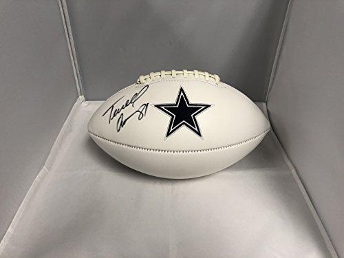 Terrell Owens Autographed Signed Dallas Cowboys Logo Football Coa   Hologram