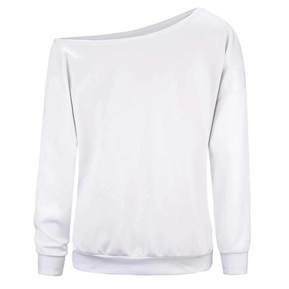Amazon.com: HYIRI Sleeve Rainbow Print Pullover Blouse,Women Casual Long Shirts Sweatshirt: Clothing