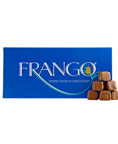 Frango Chocolates 45-Pc. Box of Chocolates (Toffee Crunch)