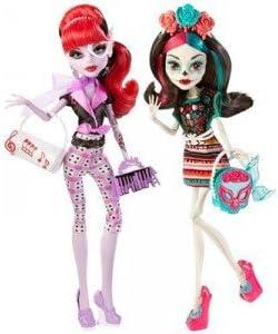 Amazon.es: Mattel - Monster High 0710 (Pack 2 muñecas): Juguetes y juegos