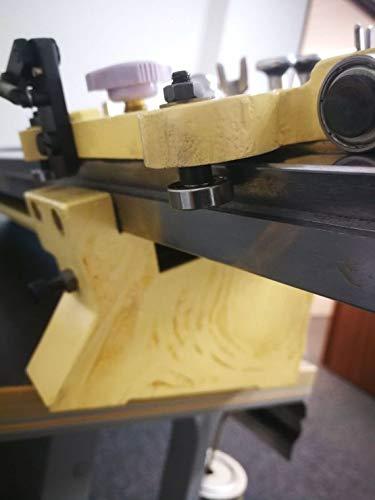 12 Stitches Intashia Fine Needle Hanging Yarn Knitting Machine NS02 by SUNNY CHOI (Image #2)