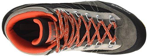 Canna Ms de Gtxョ III Makalu Multicolore Fucile Chaussures Homme Randonnée Tecnica Arancio wznxt