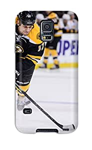 Premium Protection Boston Bruins (68) Case Cover For Galaxy S5- Retail Packaging