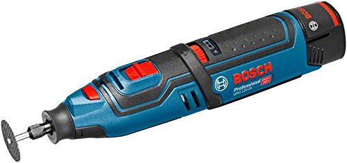 Bosch Professional Gro 12V-35 Cordless Rotary Multi-Tool (Without Battery And Charger) - Carton by Bosch