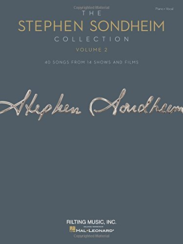 Sondheim Stephen Collection - The Stephen Sondheim Collection - Volume 2: 40 Songs from 14 Shows and Films