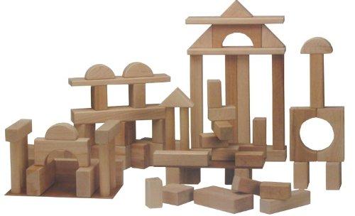 Beka Wooden Blocks - Deluxe Set