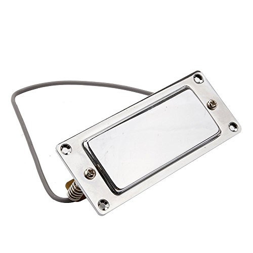 Surfing BMH-80 Chrome Minni Guitar Pickup Humbucker for Les Paul Guitar (Best Mini Humbucker Pickups)