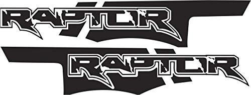 Ford Raptor SVT | Decal Vinyl Sticker | Cars Trucks Vans Walls Laptop | Offroad enthusiasts Custom