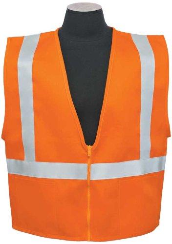 ML Kishigo - 100% Cotton Flame Resistant Surveyor's Safety Vest - 2X-Large by ML Kishigo (Image #3)