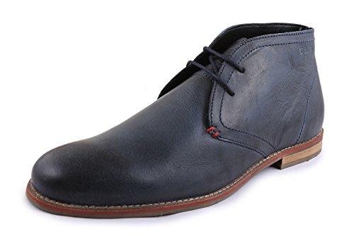 Buy U.S Polo Assn. Men's Blue Leather