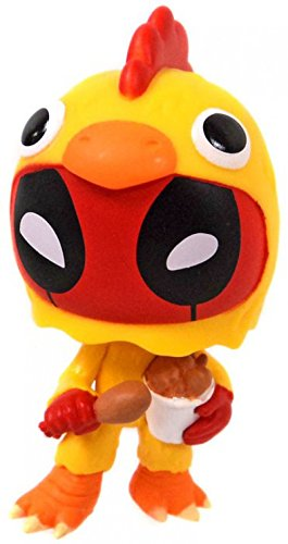 Funko Mystery Minis - Deadpool [Chicken Suit] - 1/6 Rarity