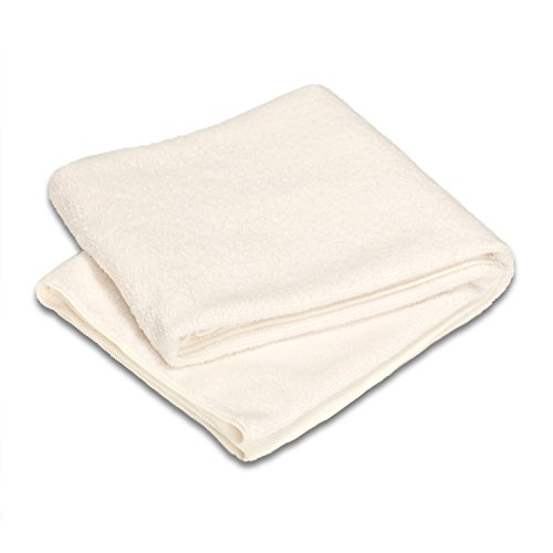 The Hair Towel: Plush, Stays Put, Dries Hair Fast by YogaRat