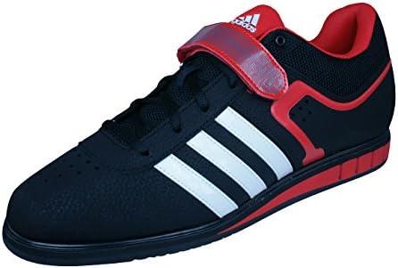 adidas Powerlift 2 Mens Weightlifting ShoesTrainers Black
