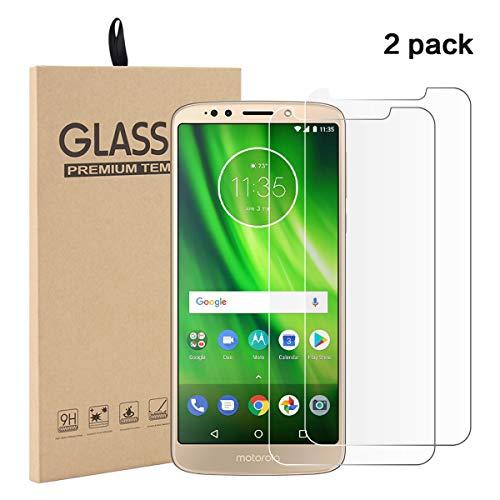 Scheam Motorola Moto G6 Play Case, Shock-Resistant Cellphone Case Shell Skin Backcase Bumper with Cellphone Case Protective Case Case Compatible with Motorola Moto G6 Play -As Shown