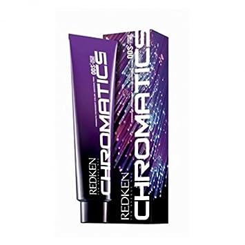 Chromatics Permanente Haarfarbe Ohne Ammoniak Ton 5br 556 Braun Rot