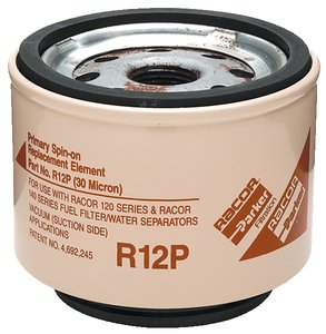 Racor 120 Diesel Spin-On Series 30 Micron Element for 120/124