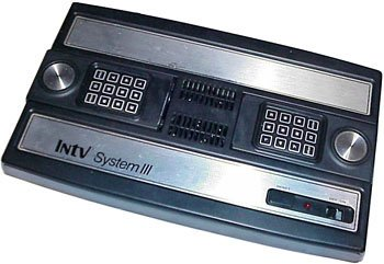 Intellivison System III Console